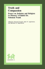 Truth and Compassion: Essays on Judaism and Religion in Memory of Rabbi Dr Solomon Frank (Sr Supplements #12) Cover Image