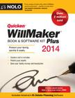 Quicken Willmaker Plus 2014 Edition: Book & Software Kit Cover Image