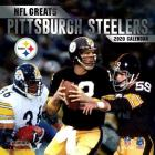 NFL Greats - Pittsburgh Steelers: 2020 12x12 Greats Wall Calendar Cover Image
