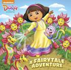 A Fairytale Adventure (Dora the Explorer) (Pictureback(R)) Cover Image
