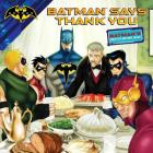 Batman Says Thank You Cover Image
