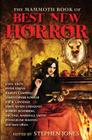 The Mammoth Book of Best New Horror 24 (Mammoth Books) Cover Image