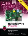 Raspberry Pi Projects Cover Image