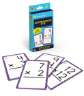 Multiplication 0 to 12 Flash Cards (Brighter Child Flash Cards) Cover Image