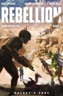 Rebellion: A Military Science Fiction Thriller Cover Image