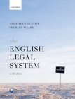 The English Legal System Cover Image