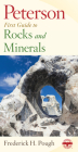 Peterson First Guide to Rocks and Minerals Cover Image