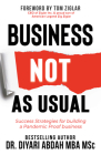 Business Not as Usual: Success Strategies for Building a Pandemic Proof Business Cover Image