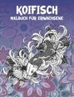 Koifisch - Malbuch für Erwachsene Cover Image