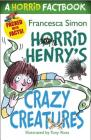 A Horrid Factbook: Crazy Creatures Cover Image