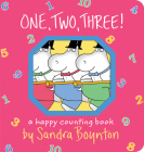 One, Two, Three!: A Happy Counting Book (Boynton on Board) Cover Image