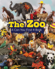 The Zoo: A Can-You-Find-It Book (Can You Find It?) Cover Image