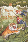 Tigres Al Anochecer (Tigers at Twilight) (Magic Tree House #19) Cover Image