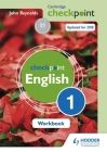 Cambridge Checkpoint English Workbook 1 Cover Image