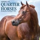 American Quarter Horses 2021 Wall Calendar Cover Image