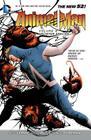 Animal Man Vol. 4: Splinter Species (The New 52) Cover Image