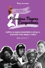 21 Heroínas Negras Excepcionais: História de Negras Importantes do Século XX: Daisy Bates, Maya Angelou e outras (Livro biográfico para Jovens e Adult Cover Image