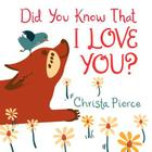 Did You Know That I Love You? Cover Image