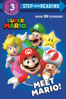Meet Mario! (Nintendo) (Step into Reading) Cover Image
