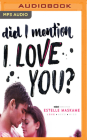 Did I Mention I Love You? Cover Image