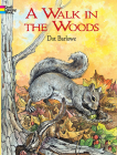 A Walk in the Woods Coloring Book (Dover Nature Coloring Book) Cover Image