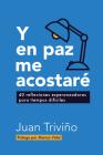 Y En Paz Me Acostaré: 40 Reflexiones Esperanzadoras Para Tiempos Difíciles Cover Image