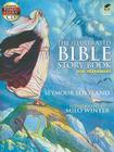 The Illustrated Bible Story Book: Old Testament [With Read & Listen CD] (Dover Read and Listen) Cover Image