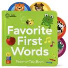 Favorite First Words (Baby Einstein) Cover Image