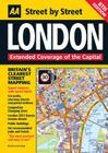 London: Street by Street Cover Image