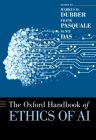 Oxford Handbook of Ethics of AI Cover Image
