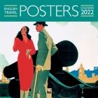 English Travel Posters Wall Calendar 2022 (Art Calendar) Cover Image