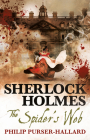 Sherlock Holmes - The Spider's Web Cover Image