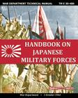Handbook on Japanese Military Forces War Department Technical Manual Cover Image