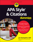 APA Style & Citations for Dummies Cover Image