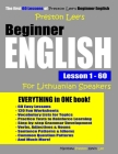 Preston Lee's Beginner English Lesson 1 - 60 For Lithuanian Speakers Cover Image