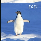 2021: Monthly Photo Calendar - January 2021 - December 2021 - Monthly Calendar with U.S./UK/ Canadian/Christian/Jewish/Musli Cover Image
