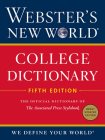 Webster's New World College Dictionary, Fifth Edition Cover Image