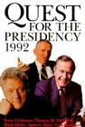 Quest for the Presidency 1992 Cover Image