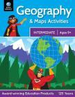 Intermediate World Geography Workbook Cover Image
