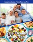 The Greek Family Table Cover Image