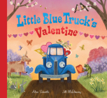 Little Blue Truck's Valentine Cover Image