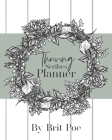 Thriving Scribes Planner: Productivity Workbook and Planner For Authors: Plan. Write. Thrive. Cover Image