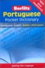 Berlitz Portuguese Pocket Dictionary Cover Image