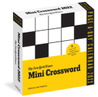 The New York Times Mini Crossword Page-A-Day Calendar for 2022: 365 Days Worth of Bite-Sized Wordplay.. Cover Image