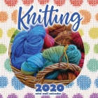 Knitting 2020 Mini Wall Calendar Cover Image
