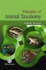 Principles of Animal Taxonomy Cover Image