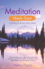 Meditation Made Easy: Coming to Know Your Mind Cover Image