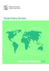 Trade Policy Review 2015: Dominican Republic: Dominican Republic Cover Image