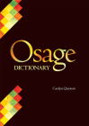Osage Dictionary Cover Image
