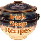 Irish Soup Recipes (Magnetic) Cover Image